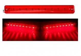 LED Φανός Οπίσθιος 12V Φρένων