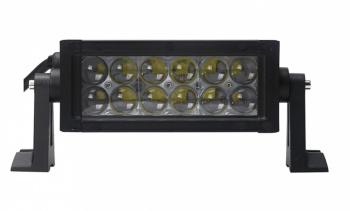 LED Μπάρα 4D 2 Σκάλες 36 Watt 10-30 Volt DC Ψυχρό Λευκό