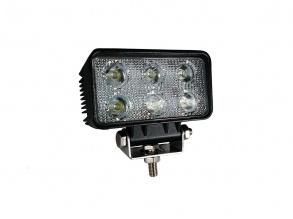 Προβολέας EPISTAR LED 18 Watt Υψηλής Ισχύος 10-30 Volt 60° Μοίρες