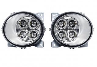 Φανοί Ημέρας LED για Scania R / P / G