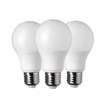 LED Λαμπτήρας 3 Τεμάχια Πακέτο E27 10W Θερμό Λευκό
