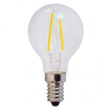 Λαμπτήρας Led Filament E14 4 Watt Θερμό Λευκό