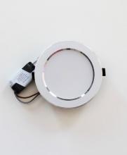 Φωτιστικό Πάνελ Αδιάβροχο 10 Watt 240 Volt Θερμό Λευκό