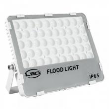 Προβολέας Λευκός Led HQ 50 Watt 90-265 V IP65 Λευκό Ημέρας