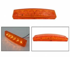 Σετ LED Φωτιστικό Σήμανσης 24V Πορτοκαλί