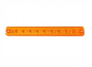 LED Φωτιστικό Σήμανσης 12V Πορτοκαλί