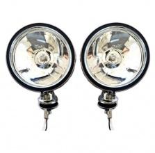Spot φώτα αλογόνου 12V ή 24V, με βάση τοποθέτησης