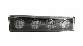 Φώτα οροφής λευκά με 4*LED 12V/24V για Scania