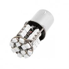 Λαμπτήρας LED BA15S (1156) Can Bus 44 SMD 3030 12V Κόκκινο 1 Τεμάχιο