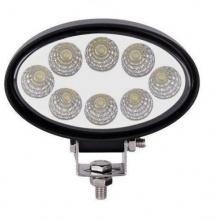 Προβολέας EPISTAR LED 24 Watt Υψηλής Ισχύος 10-30 Volt 60° Μοίρες
