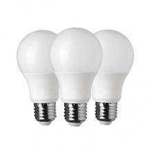 LED Λαμπτήρας 3 Τεμάχια Πακέτο E27 10W Ψυχρό Λευκό