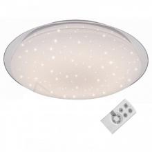 LED Φωτιστικό Dimmable με Τηλεχειρισμό 60W  Ø570mm