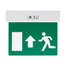 LED Φωτιστικό Ασφαλείας 3W με Βέλος Πάνω