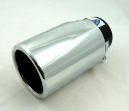 Μπούκα Εξάτμισης INOX 38mm -57mm Στρογγυλή