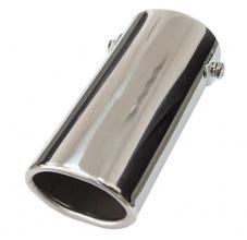 Μπούκα Εξάτμισης INOX 30mm - 50mm