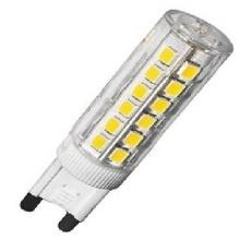 Λαμπτήρας LED G9 6 Watt 230v Ψυχρό Λευκό Dimmable