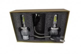 LED Kit C6, HB3 3800LM ανά λάμπα, 36W
