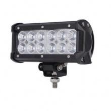 LED Μπάρα 36 Watt 10-30 Volt DC Ψυχρό Λευκό