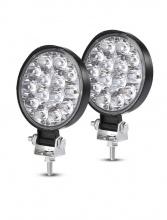 LED Σέτ DRL Προβολέας 42 Watt Υψηλής Ισχύος 10-30 Volt Μini