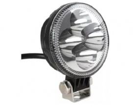 Προβολέας EPISTAR LED 12 Watt Υψηλής Ισχύος 10-30 Volt
