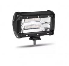 LED Μπάρα 72 Watt 10-30 Volt DC Ψυχρό Λευκό HQ