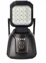 LED Ισχυρός Λαμπτήρας Επαναφορτιζόμενος Εργασίας 48W με Μαγνήτη 2800lm 7200mAh
