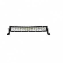 LED Μπάρα Κυρτή 120 Watt 10-30 Volt DC Ψυχρό Λευκό 30 μοίρες