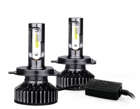 LED Kit Can Bus H4 12V - 24V 72W 10000lm