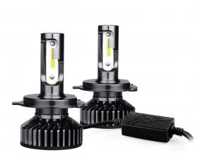 LED Kit Can Bus H8 / H9 / H11 12V - 24V 72W 10000lm