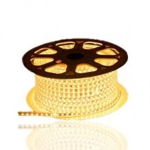 Ταινία LED 230 Volt 120 SMD 5730 Θερμό Λευκό IP44 Dimmable 1 Μέτρo