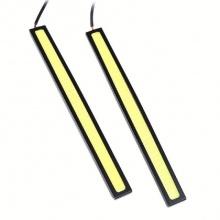 SET Φώτα Ημέρας DRL 10W Cob Light 12V
