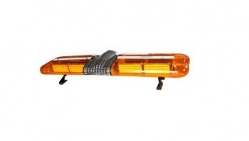 Led Φάρος Οδικής Βοήθειας 352LED Πορτοκαλί 24V