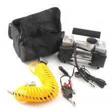 Κομπρεσέρ Μεταλλικό για Ελαστικά Αυτοκινήτων 12V 2 κυλίνδρους