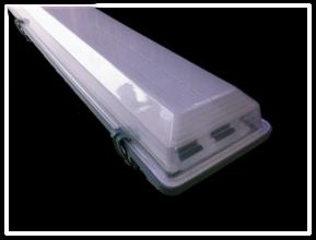 LED Φωτιστικό Οροφής Αδιάβροχο 28W IP66
