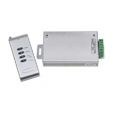 Controller RGB  Ασύρματος 144Watt Ασημί