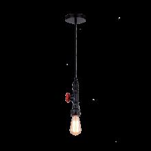 Φωτιστικό Κρεμαστό 1хЕ27 Μαύρο