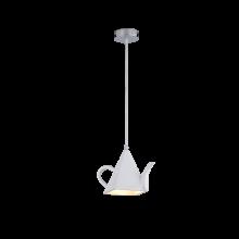Φωτιστικό Κρεμαστό 1хЕ27 Λευκό TEA