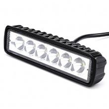 Προβολέας EPISTAR LED 18 Watt Υψηλής Ισχύος 10-30 Volt
