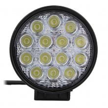 Προβολέας EPISTAR LED 42 Watt Υψηλής Ισχύος 10-30 Volt