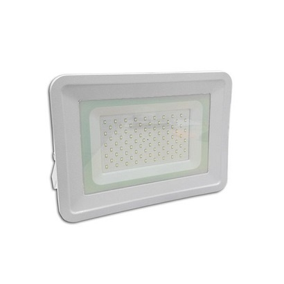 Προβολέας Λευκός SMD 100 Watt 230 Volt Λευκό Ημέρας