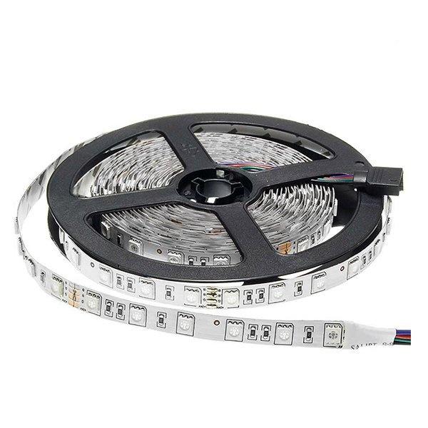 Ταινία LED 24 Volt 14.4 Watt RGB 5 Μέτρα