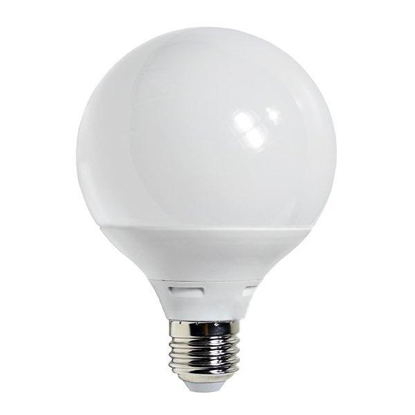 Λαμπτήρας LED E27 G95 12 Watt 230V Λευκό Ημέρας