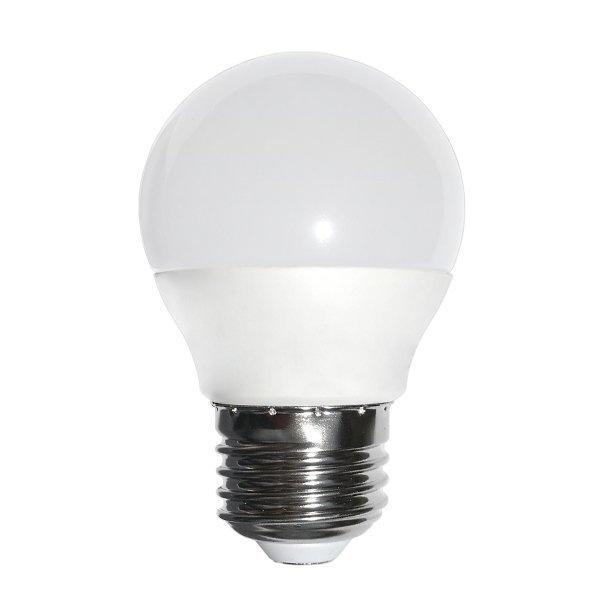 Λαμπτήρας LED E27 6 Watt 230V Θερμό Λευκό