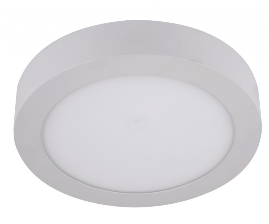 Φωτιστικό LED Πάνελ Εξωτερικό 24W 230Volt Λευκό Hμέρας