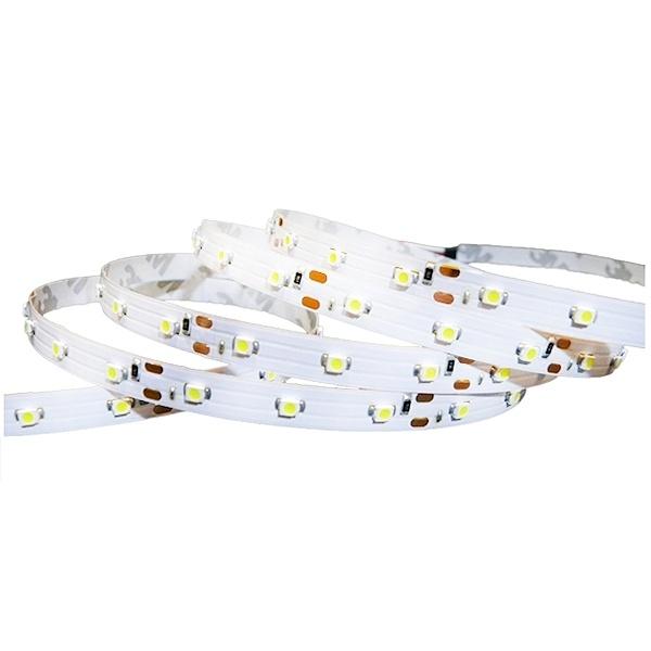 Ταινία LED 4.8 watt 60 smd 3528 Θερμό Λευκό 5 Μέτρα