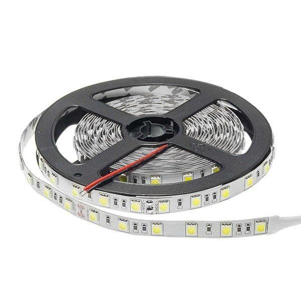 Ταινία LED 24 Volt 14.4 Watt Θερμό Λευκό 5 Μέτρα