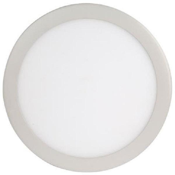 Φωτιστικό Πάνελ Οροφής Λευκό 18 Watt 230 Volt Θερμό Λευκό PROMO-1