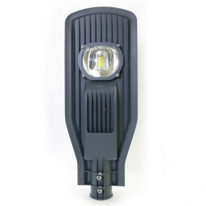 Φωτιστικό Δρόμου LED 50W Ψυχρό λευκό 3 Χρόνια Εγγύηση COB