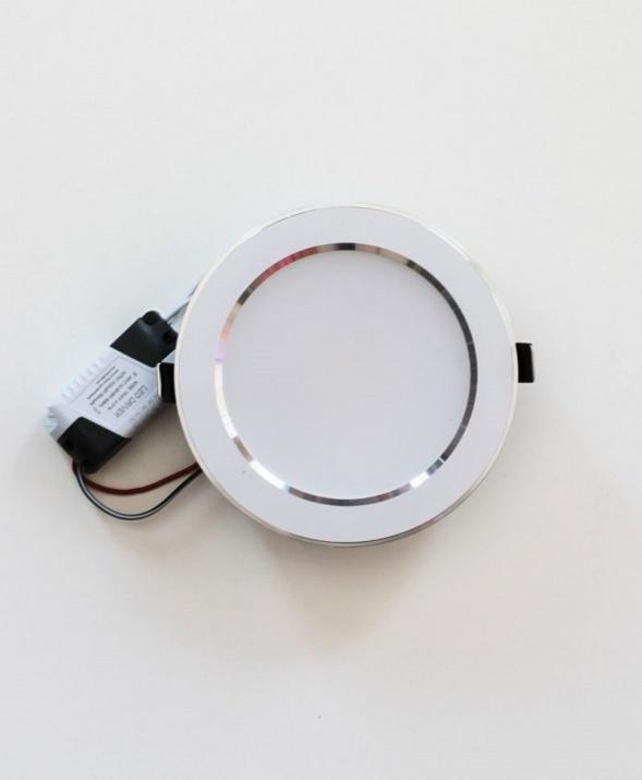 Φωτιστικό Πάνελ Αδιάβροχο 4 Watt 240 Volt Θερμό Λευκό