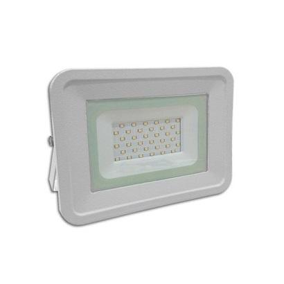 Προβολέας Λευκός SMD 30 Watt 230 Volt θερμό Λευκό